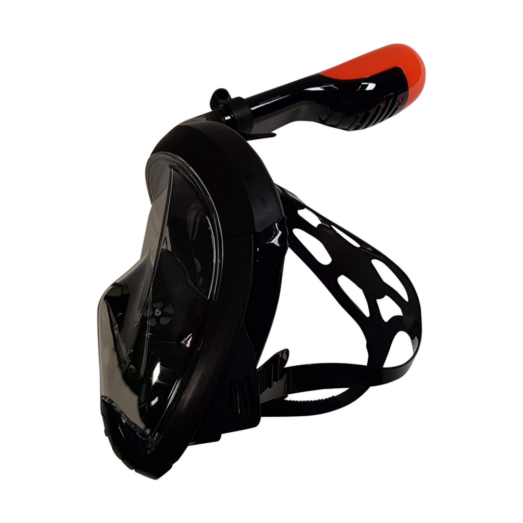 Niršanas maska TUNTURI Full Face Diving Mask Silikon