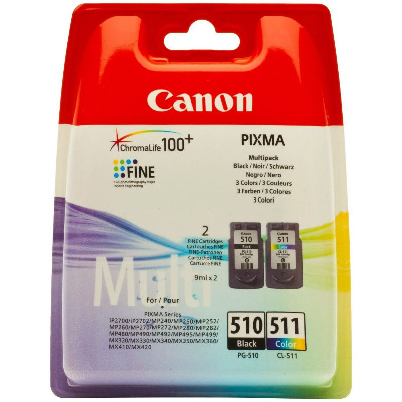 Cartridge CANON PG-510/CL-511 MultiPack