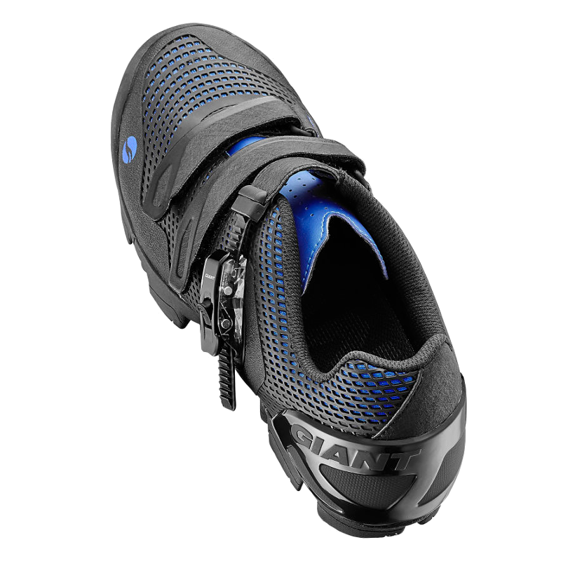 Sporta apavi GIANT Flow Competition Last Black Blue