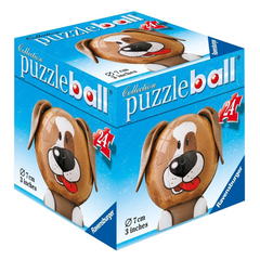 3D пазл RAVENSBURGER Mini Animal Collection puzzleball