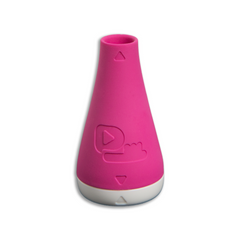 Toothbrush holder PLAYBRUSH Smart Pink