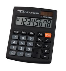 Калькулятор CITIZEN 121CISDC805