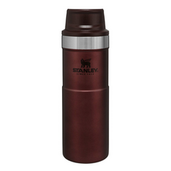 Thermo mug STANLEY Termokrūze Classic Hand 0.47L Red