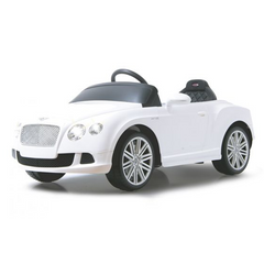 Elektromobilis JAMARA Ride-on Bently GTC white