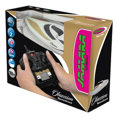 Radio-controlled toy JAMARA Obsession Speedboat