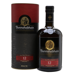 Whiskey BUNNAHABHAIN 12 Year Old 46.3%