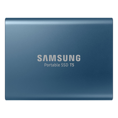 External SSD SAMSUNG 500GB T5 Blue