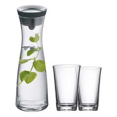 Комплект WMF Carafe and Water Glass 0.25L