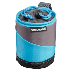 Soma CULLMANN Lens Container Cyan/Grey Small