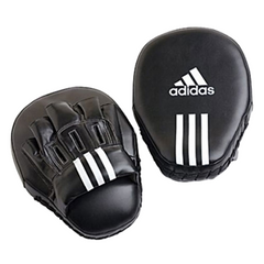 Boksa ķepa ADIDAS Focus Mitt 10 Leather Slim&Curved