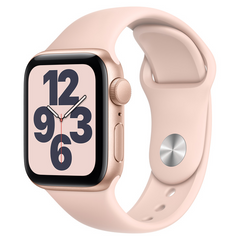 Smart watches APPLE Apple Watch Se Gps 40mm Gold Pink