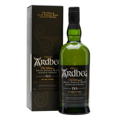 Whiskey ARDBEG 10 Year Old 40%