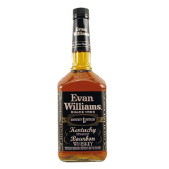 Whiskey EVAN WILLIAMS Black 43%