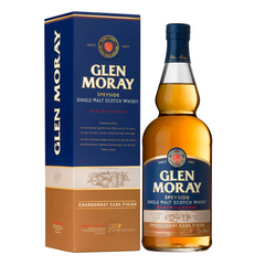 Whiskey GLEN MORAY Chardonnay Cask 40%