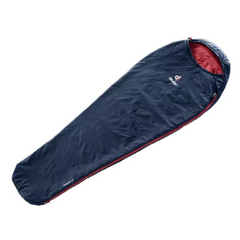 Спальный мешок DEUTER Dreamlite Navy-Cranberry