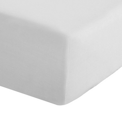 Elastic fitted sheet HEFEL Tencel Fitted Sheet White