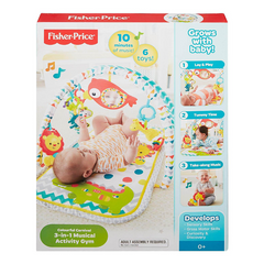 Carpet-play center FISHER-PRICE Colourful Carnivall