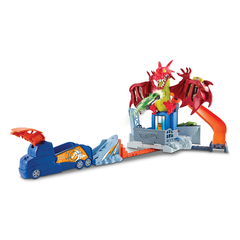 Trase HOT WHEELS Dragon Blast