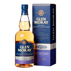 Whiskey GLEN MORAY Elgin Port Cask 40%