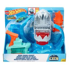 Trase HOT WHEELS Robo Shark Frenzy Play Set