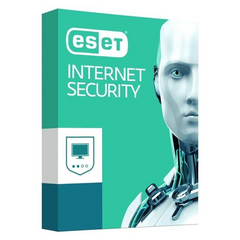 Антивирусная программа ESET Internet Security Box 2Lic 1Y