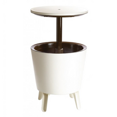 Стол KETER Cool Bar Crem/Brown