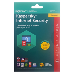 Антивирусная программа KASPERSKY Internet Security 1 Device 1Y Renewal