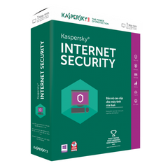 Антивирусная программа KASPERSKY Internet Security 1 Device 1Y Base