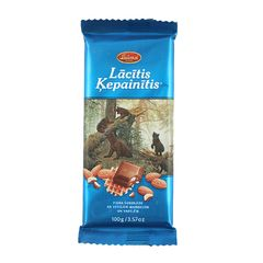 Bar of chocolate LAIMA Lācītis Ķepainītis 100g