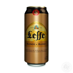 Alus LEFFE Blond 6.6%