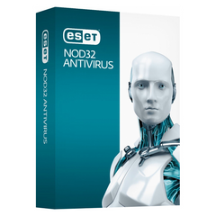 Антивирусная программа ESET Nod32 Antivirus Box 2Lic 1Y