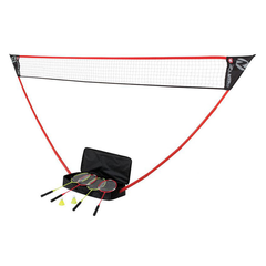 Badmintona komplekts ZUME GAMES Badminton Outdoor Portable