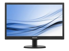 Monitors PHILIPS V line 193V5LSB2 Black