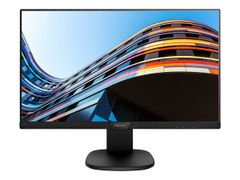 Monitors PHILIPS S-line 243S7EYMB Textured Black