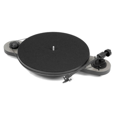 Turntable PROJECT Elemental Silver / Black OM5E
