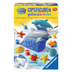 Kit for creative work RAVENSBURGER Delfin