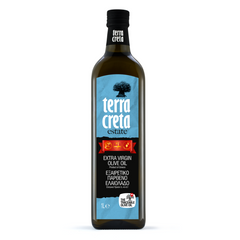Оливковое масло TERRA CRETA Extra Virgin PDO Estate 1l