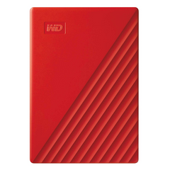 External hard drive WD 2TB My Passport Red