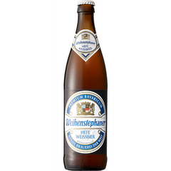 Beer WEIHENSTEPHANER Wheat  5.4%