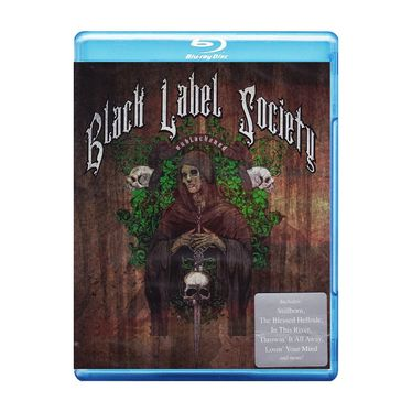 Music disc  BLACK LABEL SOCIETY - Unblackened