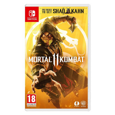 Switch spēle  Mortal Kombat 11