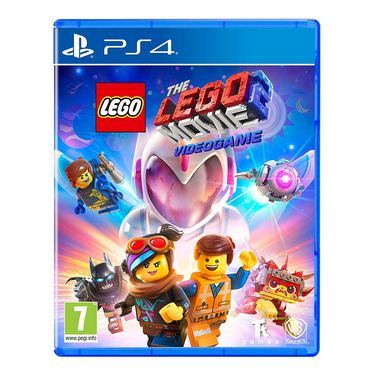 PS4 spēle  Lego The Movie 2 Videogame