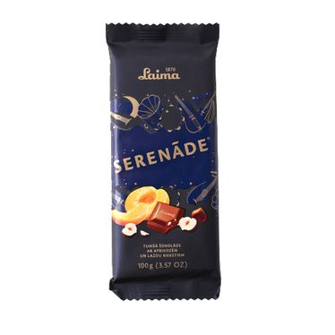 Bar of chocolate LAIMA Serenāde 100g