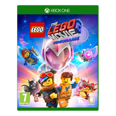 XBox One spēle  Lego The Movie 2 Videogame