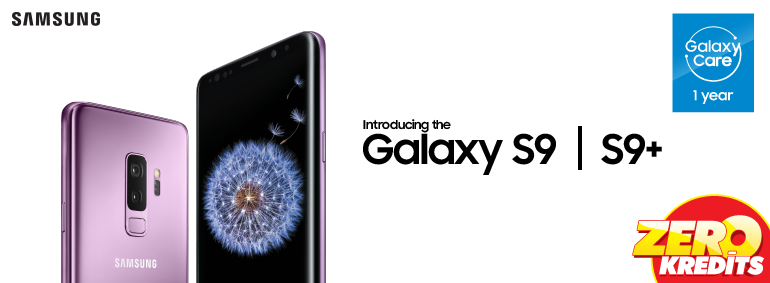 New Galaxy S9 | S9+!