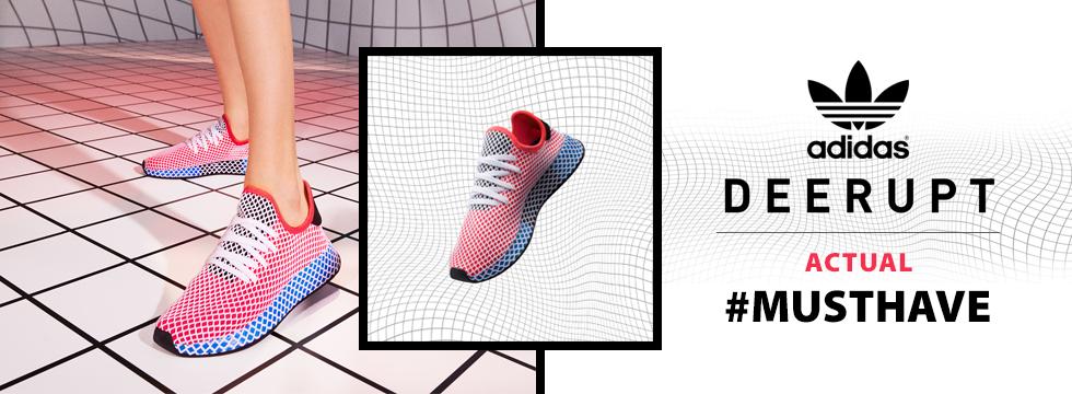 Adidas deerupt - Actual #musthave!