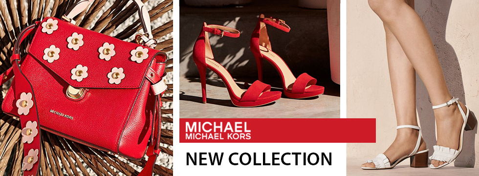 New collection - MICHAEL Michael Kors!