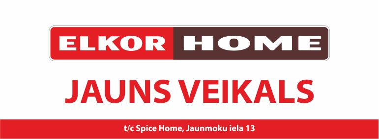 Jauns veikals - ELKOR HOME!
