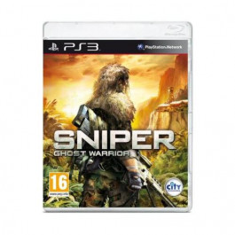 Buy Game for PS3  PS3 Sniper Ghost Warrior  Elkor