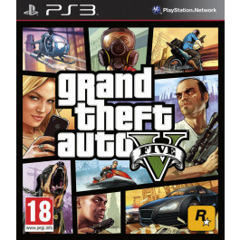 Купить Игра для PS3  Grand Theft Auto 5 GTA 5 Elkor